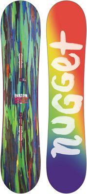 Burton Nugget Blem Snowboard - Women's