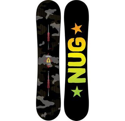 Burton Nug Blem Snowboard - Men's