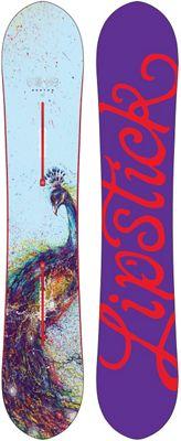 Burton Lip-Stick Blem Snowboard - Women's