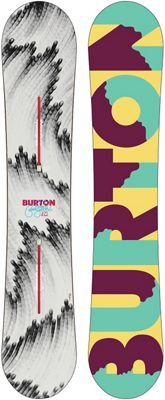 Burton Feelgood Flying V Blem Snowboard - Women's