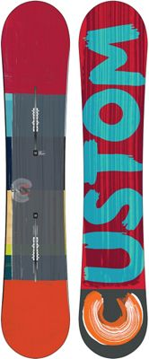 Burton Custom Flying V Blem Snowboard - Men's