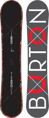 Burton Custom X Wide Blem Snowboard - Men's