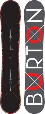 Burton Custom X Blem Snowboard - Men's