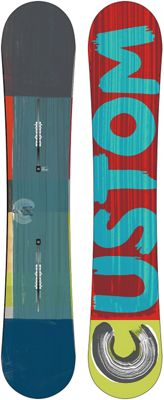 Burton Custom Flying V Blem Snowboard - Men's