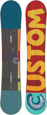 Burton Custom Wide Blem Snowboard - Men's