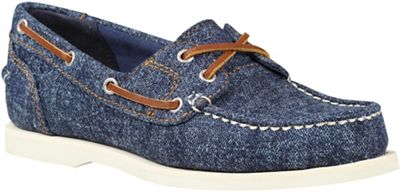 Timberland Women's Earthkeepers Classic Boat Canvas Boat Shoe