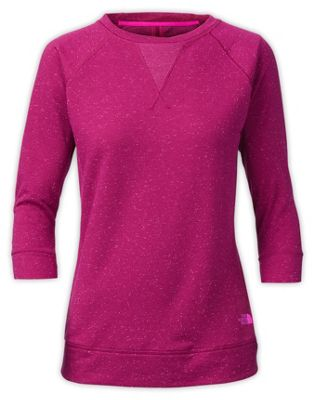 The North Face Women's 3/4 Sleeve Lyra Top