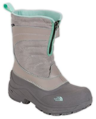 The North Face Youth Alpenglow Zip Boot