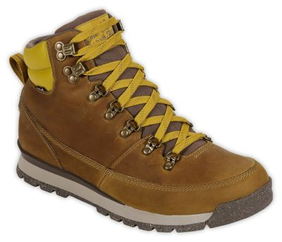The North Face Men's Back-To-Berkeley Redux Leather Boot