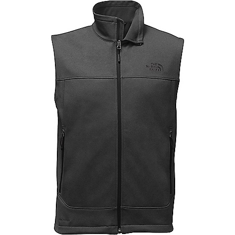 photo: The North Face Men's Canyonwall Vest fleece vest