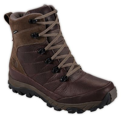 The North Face Men's Chilkat Leather Insulated Boot