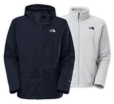 The North Face Men's Chimborazo Triclimate Jacket