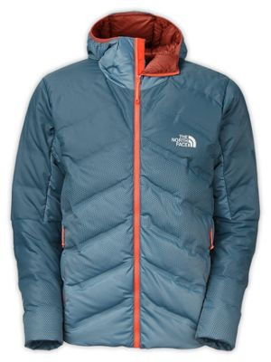 The North Face Men's Fuseform Dot Matrix Hooded Down Jacket