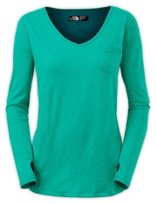 The North Face Women's LS Maryl Top