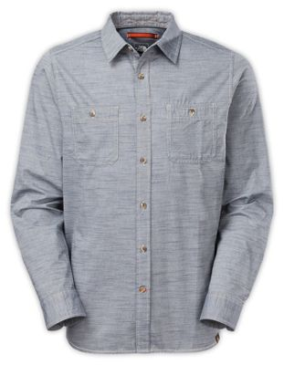 The North Face Men's L/S Montgomery Shirt