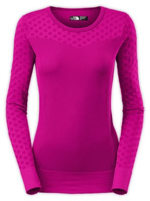 The North Face Women's LS Seamless Scarlette Top