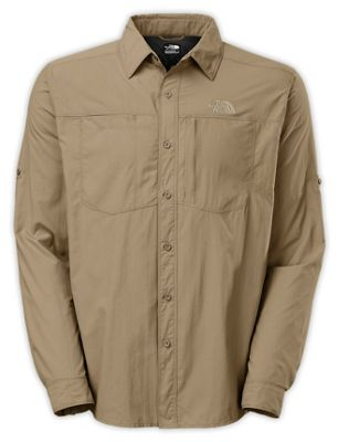 The North Face Men's LS Tek Hike Shirt