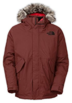 The North Face Men's Mount Logan Jacket