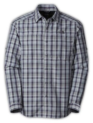 The North Face Men's Plaid L/S Tek Hike Shirt