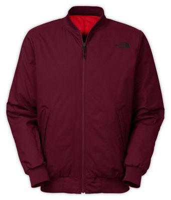 The North Face Men's Soft Shell Woodside Bomber