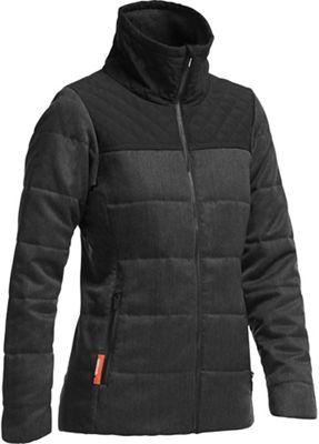 Icebreaker Women's Helena LS Zip Jacket