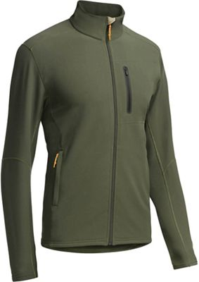 Icebreaker Men's IKA LS Zip Jacket