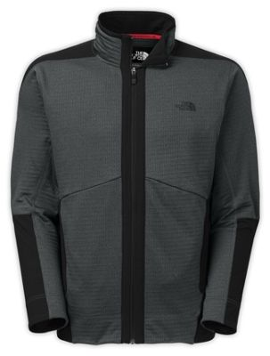 The North Face Men's Ampere Grid Full Zip Jacket