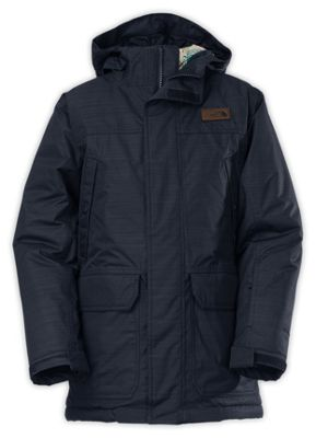 The North Face Boys' Baeker Insulated Jacket