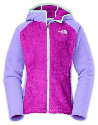 The North Face Girls' Chimboraza Hoodie