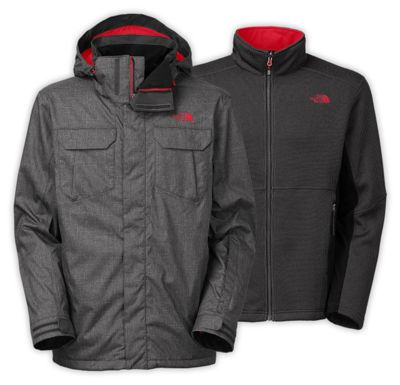 The North Face Men's Clooney Triclimate Jacket