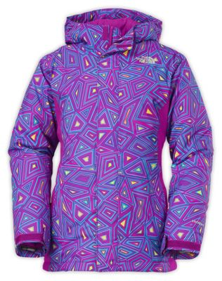 The North Face Girls' Delea Insulated Jacket