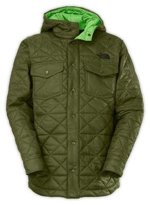 The North Face Boys' Hadden Shirt Jacket