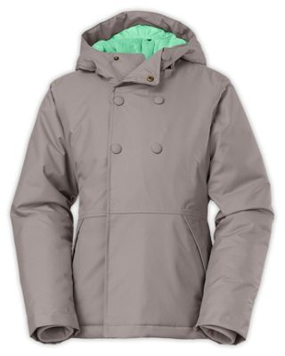 The North Face Girls' Harmonee Peacoat Jacket