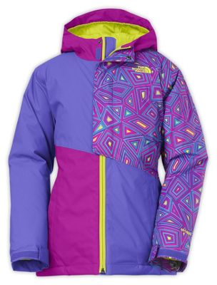 The North Face Girls' Insulated Casie Jacket