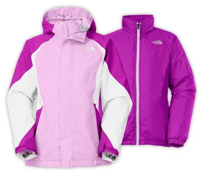 The North Face Girls' Kira Triclimate Jacket