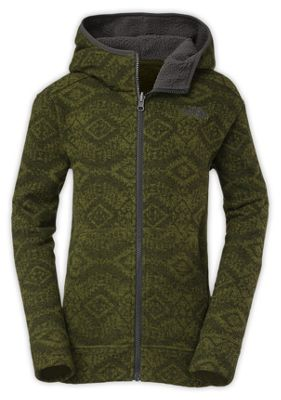 The North Face Boys' Mayar Sweater Fleece Hoodie