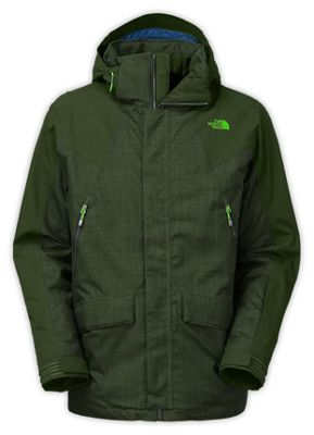 The North Face Men's McCall ThermoBall Snow Jacket