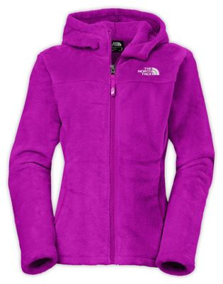 The North Face Girls' Melody Fleece Hoodie