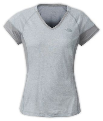 The North Face Women's Reactor V-Neck SS