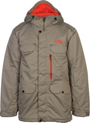 The North Face Men's Rufus Insulated Jacket