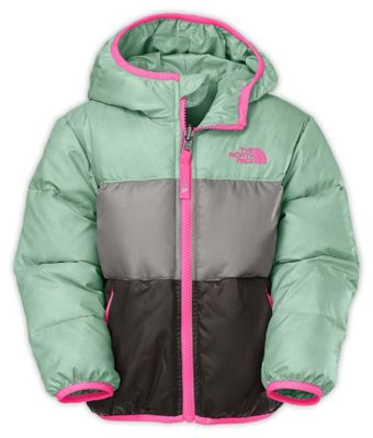 The North Face Toddler Girls' Reversible Moondoggy Jacket