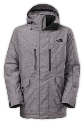 The North Face Men's Sherman Insulated Parka