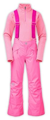 The North Face Girls' Snowquest Suspender Pant