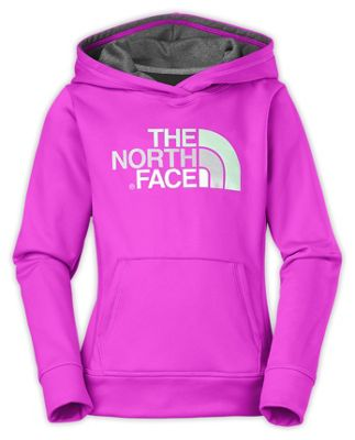 The North Face Girls' Surgent Pullover Logo Hoodie