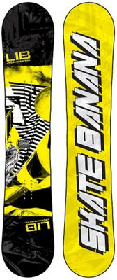 Lib Tech Skate Banana Narrow Snowboard 145 - Men's