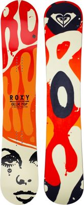 Roxy Ollie Pop Snowboard 154 - Women's