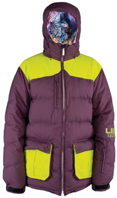 Lib Tech Totally Down Snowboard Jacket - Men's