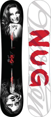 Burton Nug Flying V Restricted Snowboard 146 - Men's