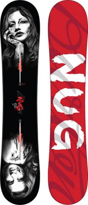 Burton Nug Restricted Snowboard 150 - Men's
