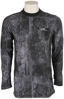 Lib Tech Itchy L/S Baselayer Top - Men's